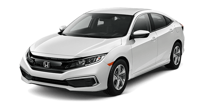 2019 Honda Civic Comparison Image