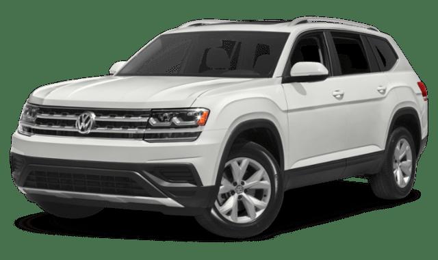 2019 VW Atlas Comparison Image