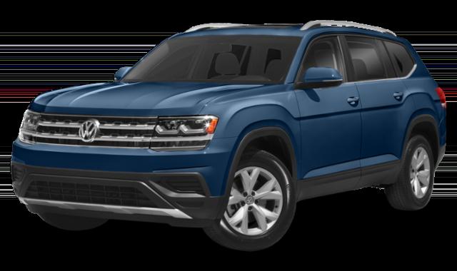 2020 VW Atlas Exterior Image