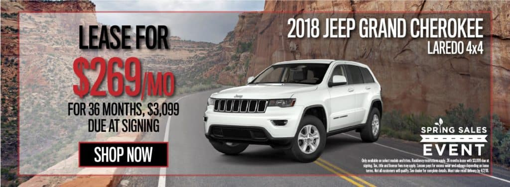 New Jeep Grand Cherokee for Sale in Boulder CO