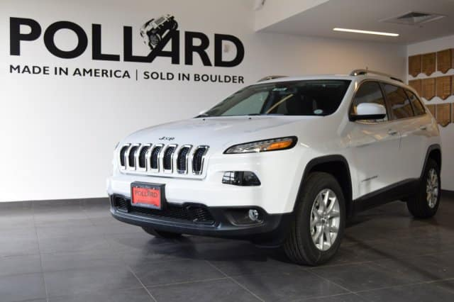 New Jeep Cherokee for Sale in Boulder CO