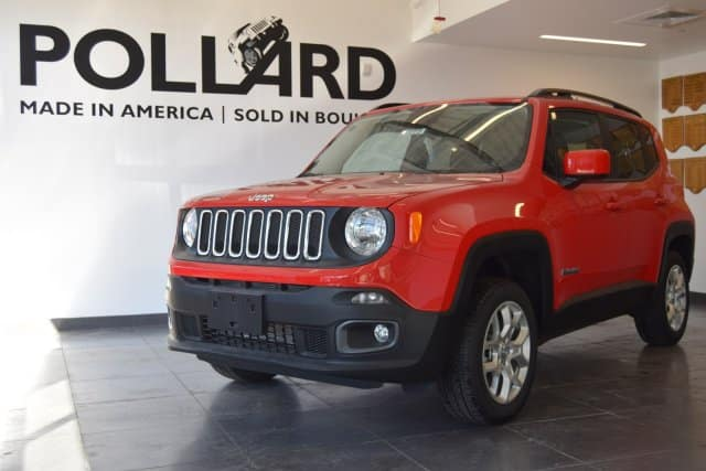 New Jeep Renegade for Sale in Boulder CO