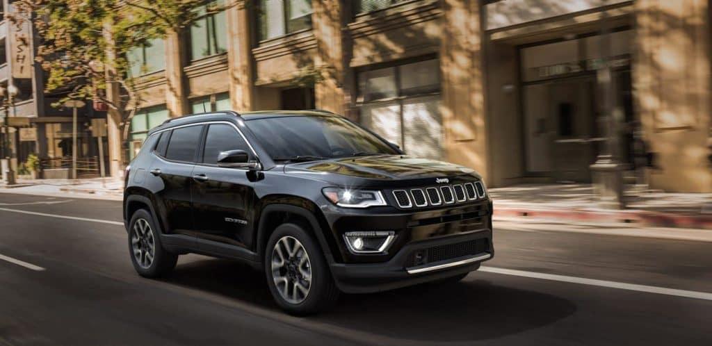 Safety Features 2018 Jeep Compass near Denver Colorado