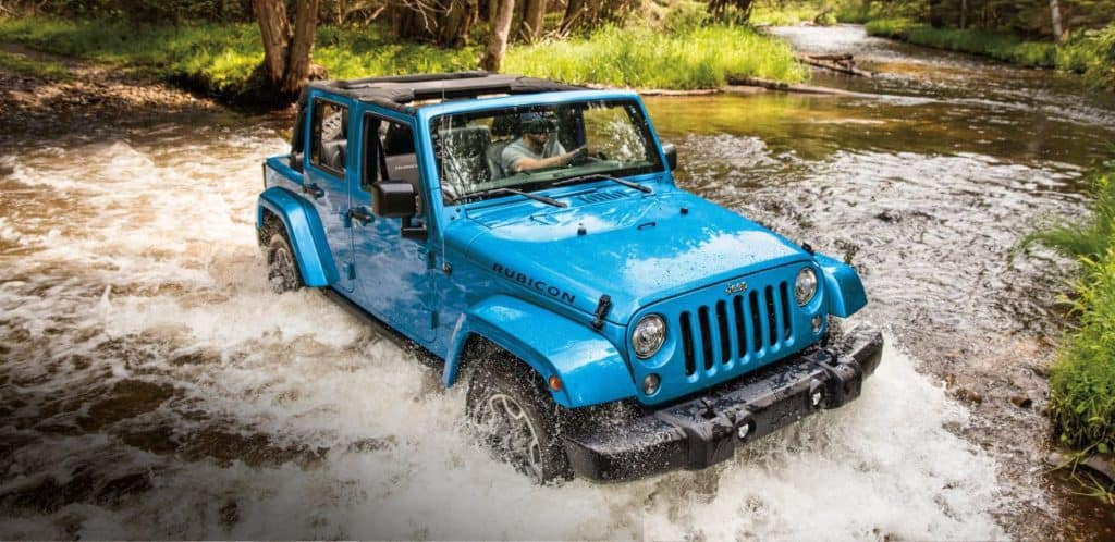 Safety Features 2018 Jeep Wrangler near Longmont