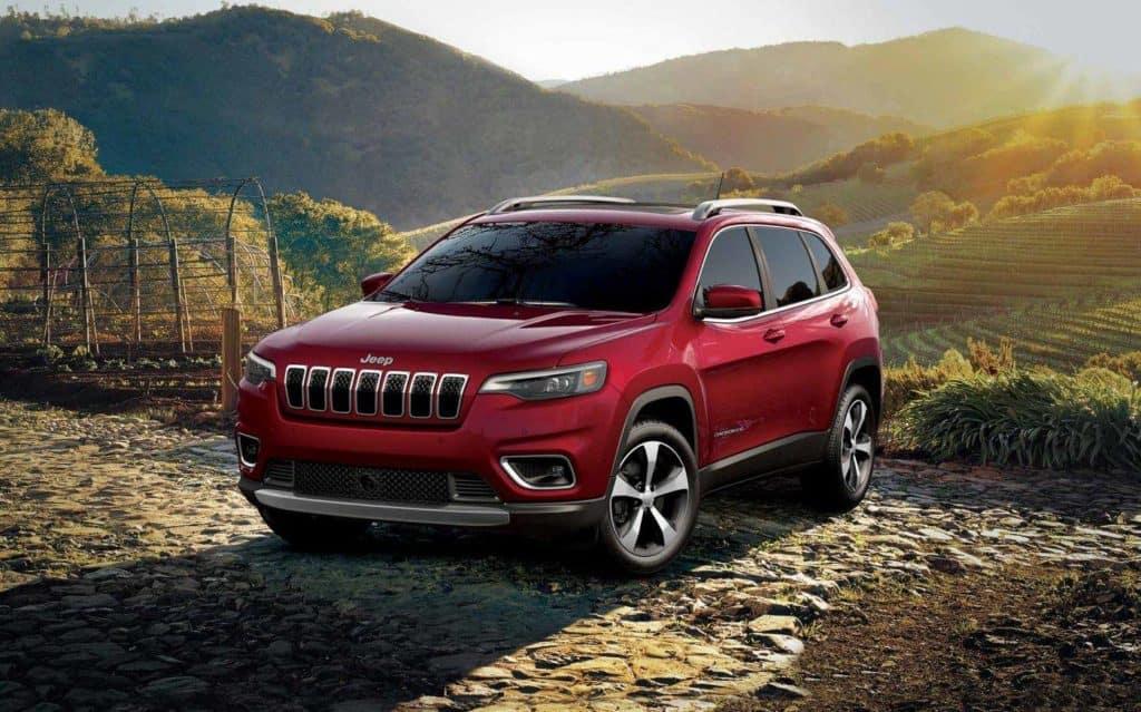 Safety Features 2019 Jeep Cherokee near Denver Colorado