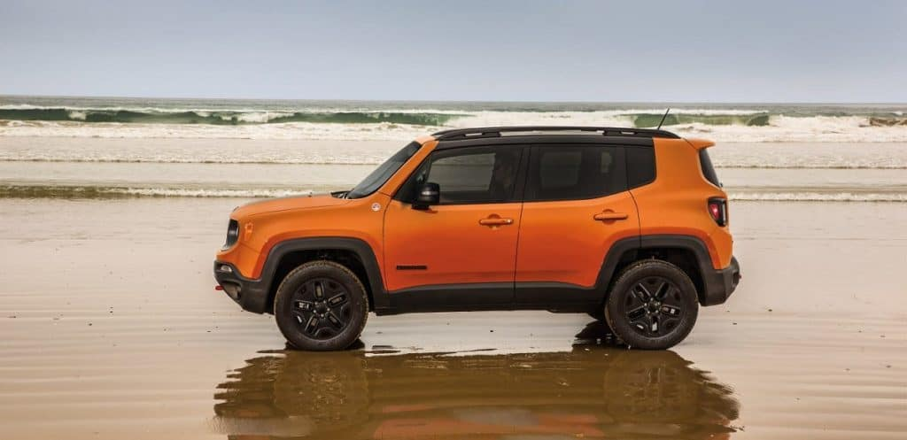 Performance 2018 Jeep Renegade Boulder CO