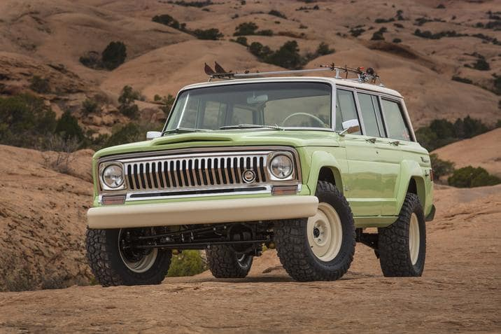 Future 2019 Jeep Wagoneer Boulder