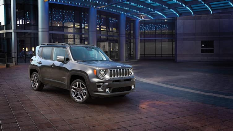 Test Drive 2019 Jeep Renegade near Loveland CO