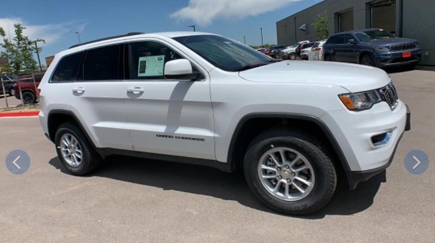 Test Drive the 2019 Jeep Grand Cherokee near Longmont CO