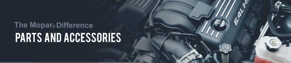 Order Jeep MOPAR Parts near Golden CO
