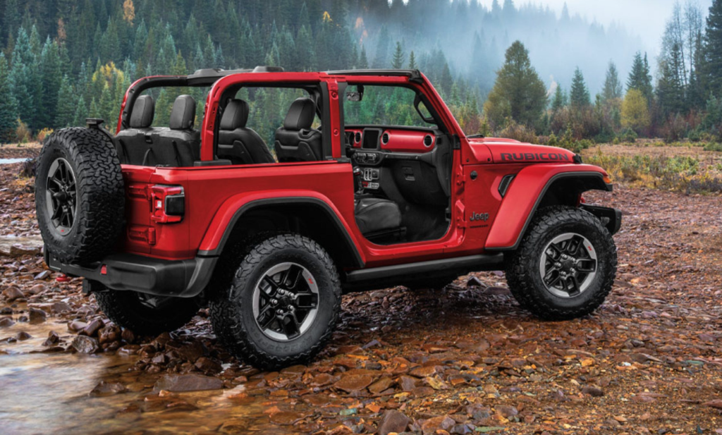 Ask Pollard Jeep about the new 2020 Jeep Wrangler
