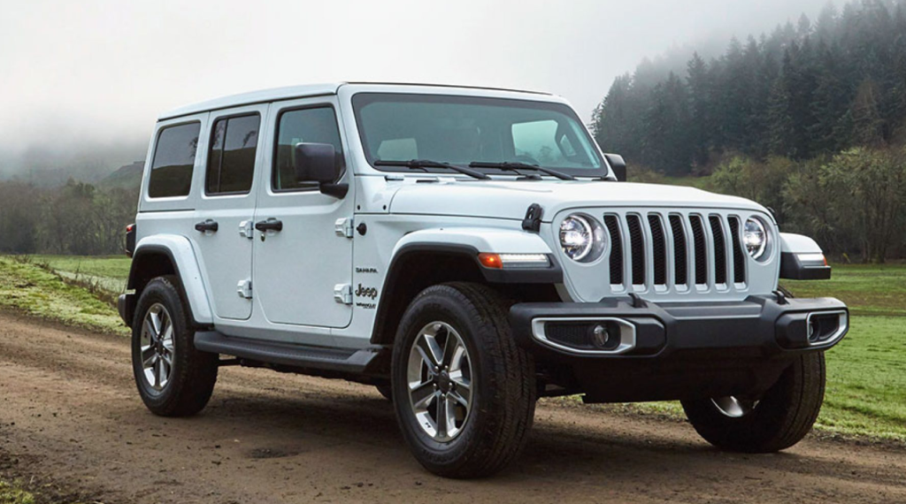 Longmont Area 2020 Jeep Wrangler NEWs