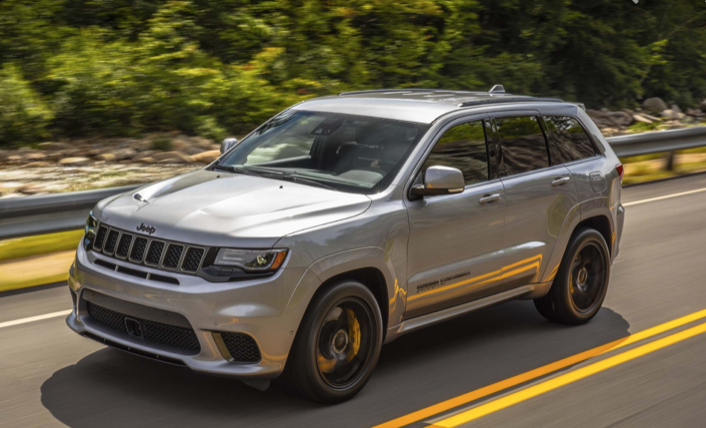 When is the 2020 Jeep Grand Cherokee coming to Boulder
