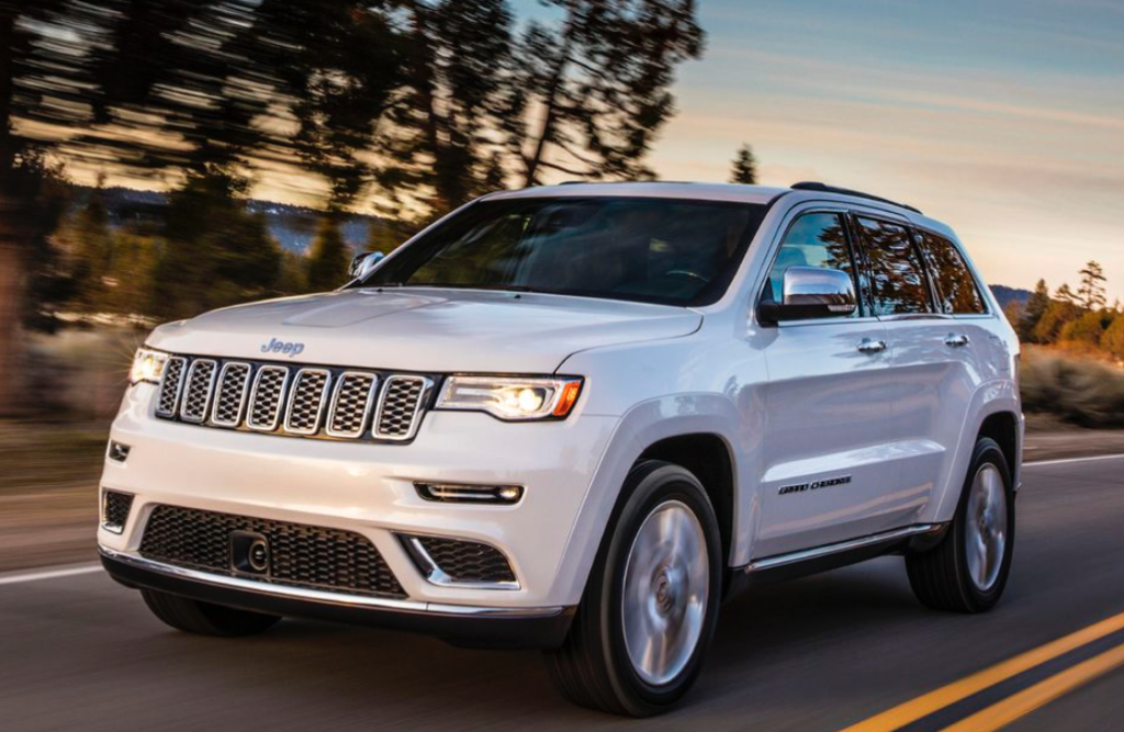 Denver Area News - 2020 Jeep Grand Cherokee