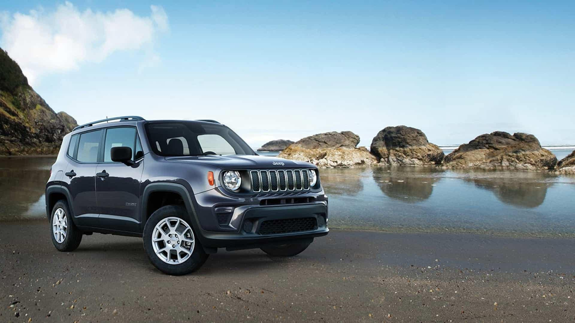 Buy, Lease, or Finance the 2019 Jeep Renegade near Longmont CO