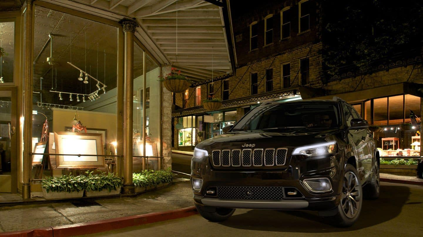 Buy, Lease, or Finance the 2020 Jeep Cherokee near Golden CO