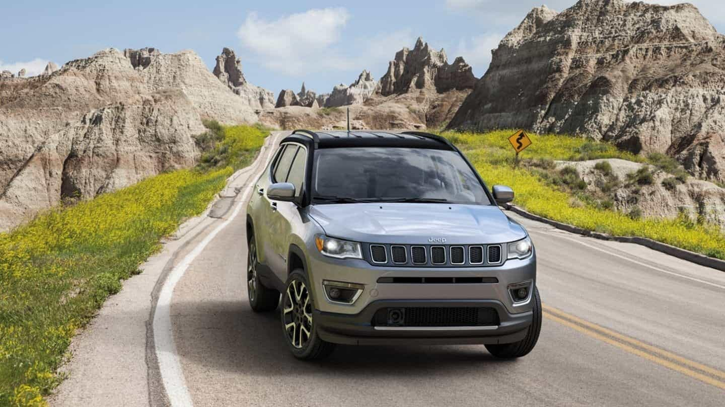 Buy, Lease, or Finance the 2020 Jeep Compass near Golden CO