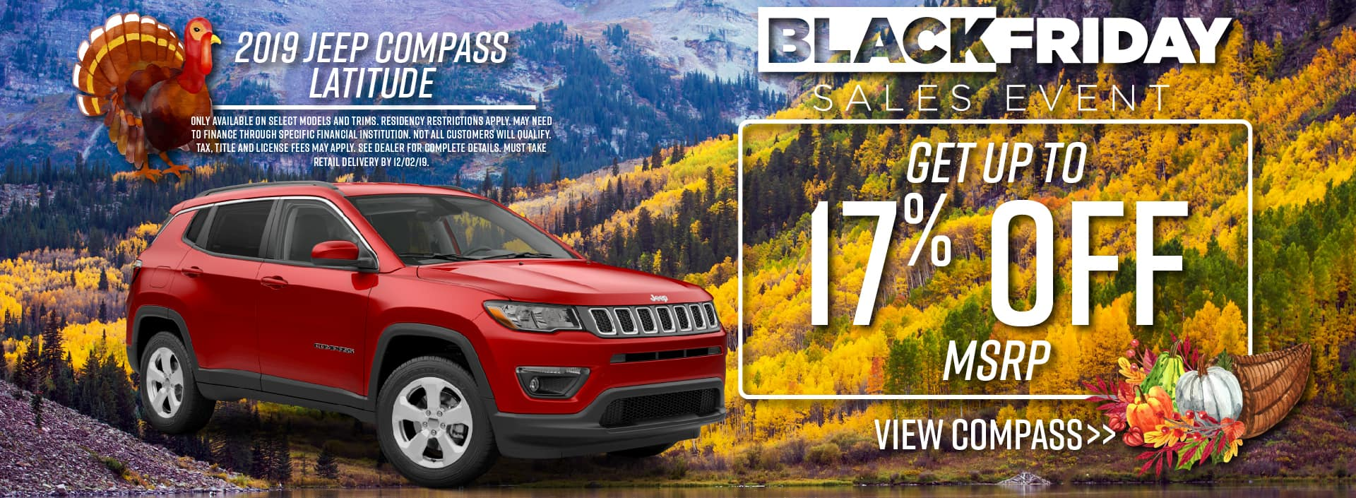 Get Savings at the Black Friday Sales Event near Loveland CO