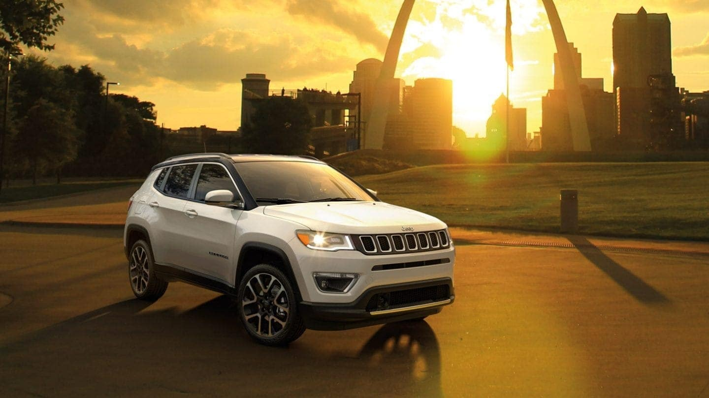 Lease a 2020 Jeep Compass near Thornton CO