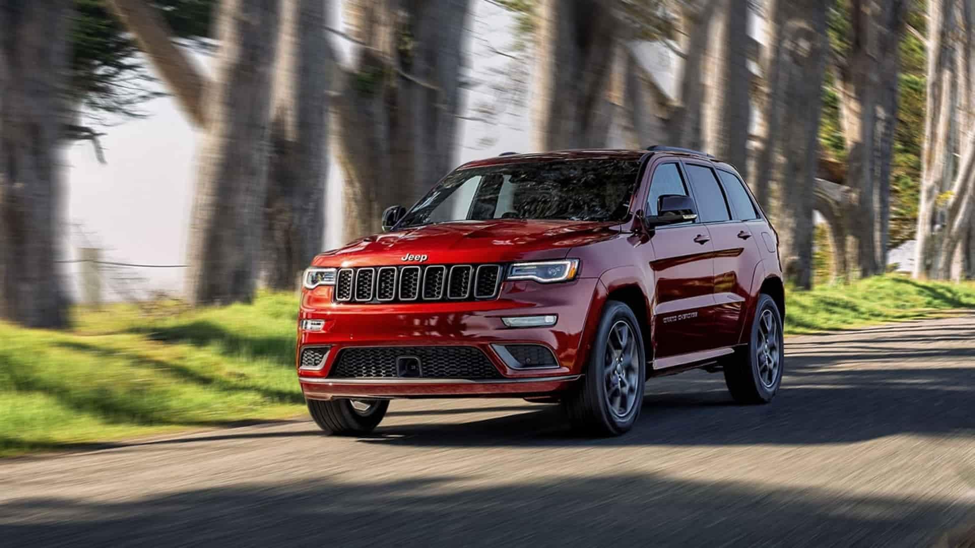 Lease a 2020 Jeep Grand Cherokee near Longmont CO