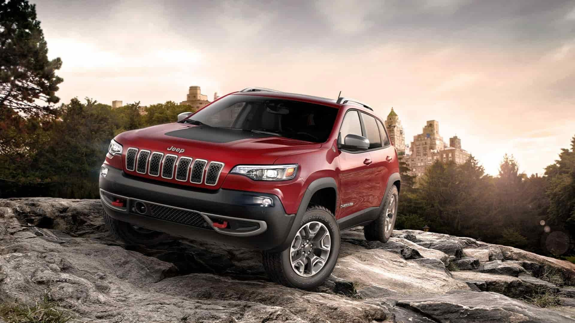 Learn about the 2020 Jeep Cherokee near Thornton CO