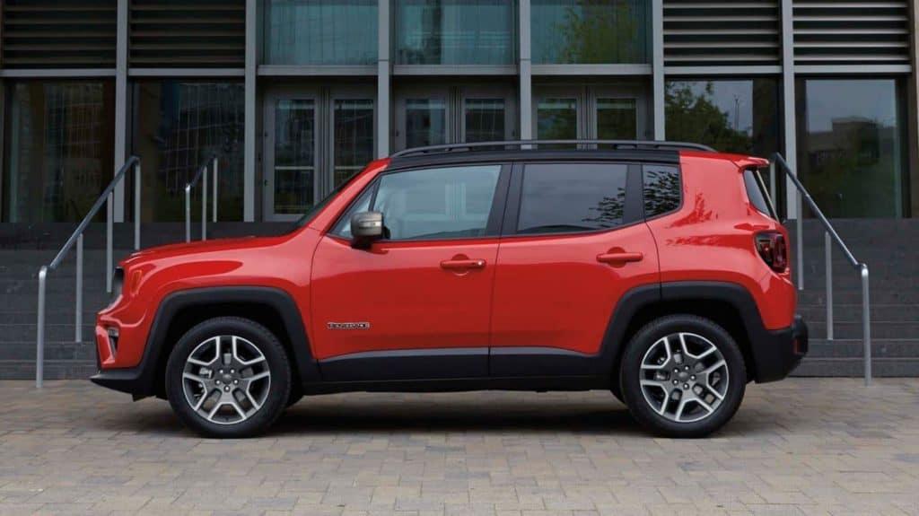 Come test drive the 2020 Jeep Renegade near Denver