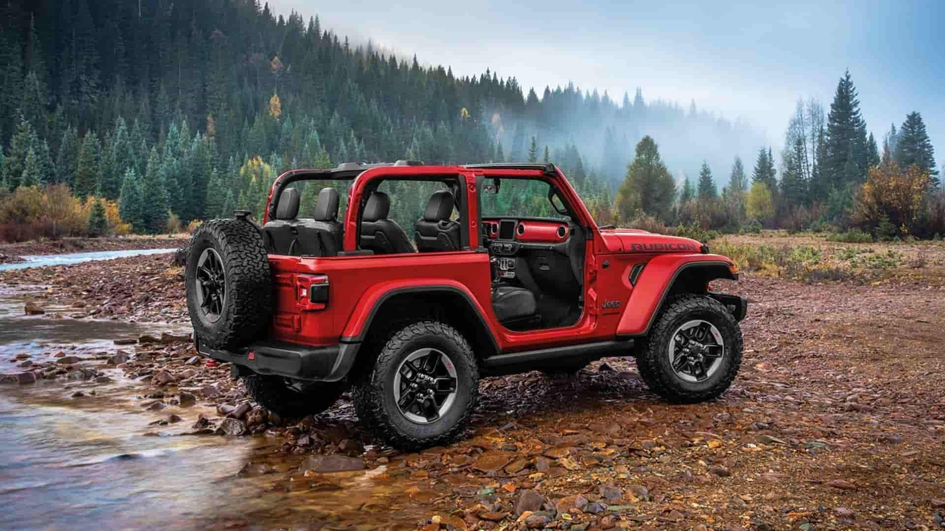 Learn about the 2020 Jeep Wrangler near Golden CO