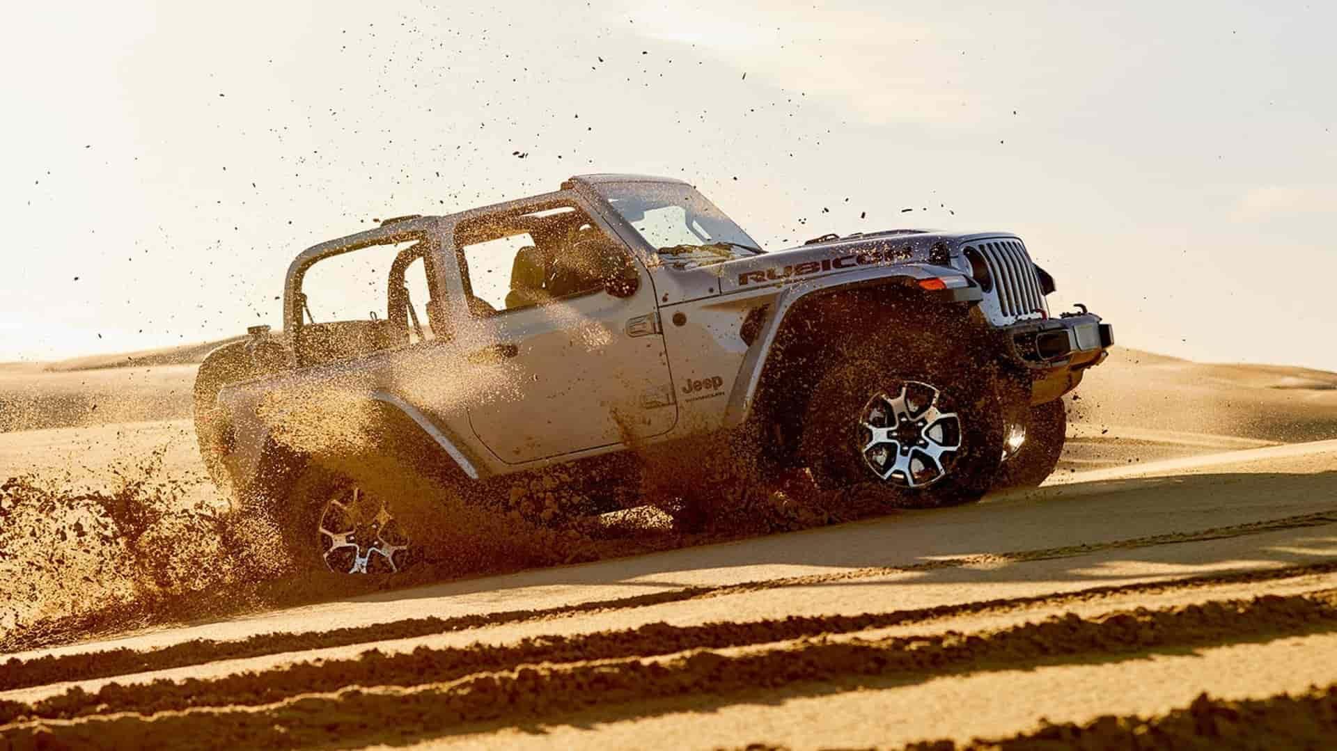 Jeep Start Something New Sale near Longmont CO