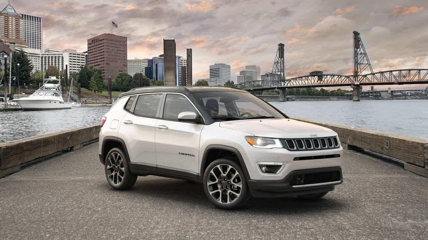 What's new with the 2020 Jeep Compass near Thornton CO