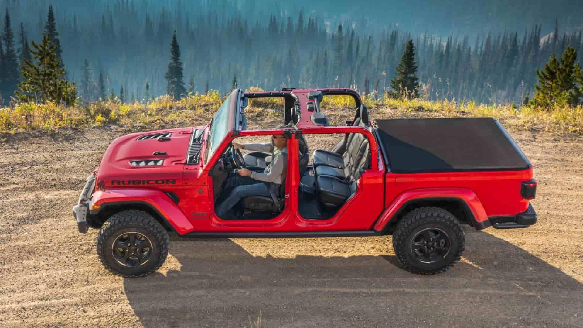 What's new with the 2020 Jeep Gladiator near Golden CO