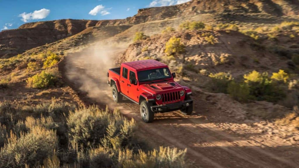 Introducing the all new 2020 Jeep Gladiator in Boulder