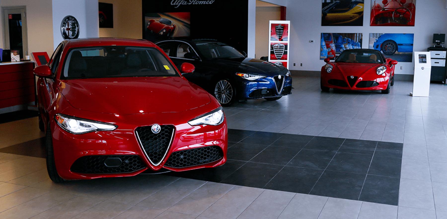 Ray Skillman Alfa Romeo