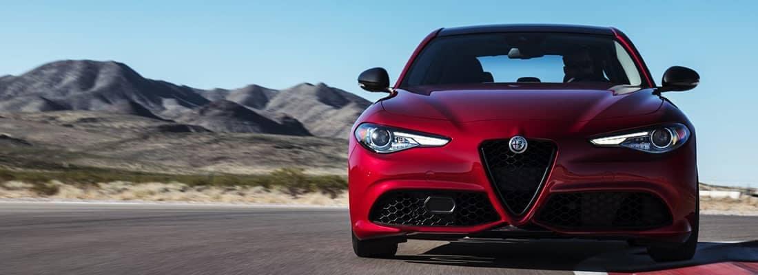 2018 Alfa Romeo Giulia Performance