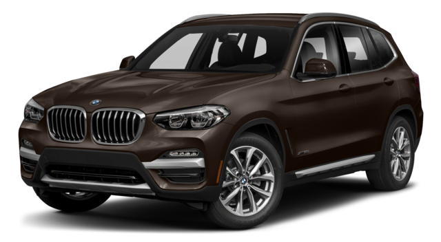 2018 BMW X3 Compare