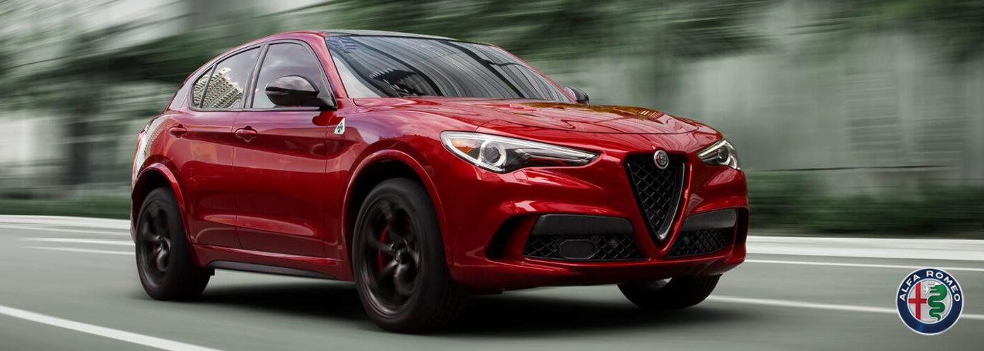 Alfa Romeo Stelvio Bloomington IN