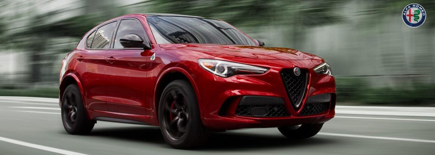 Alfa Romeo Stelvio Whiteland IN
