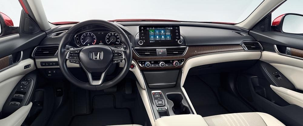 2018 Accord front