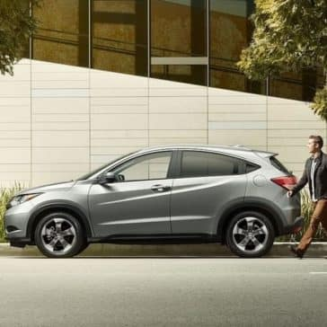2018 Honda HR V Exterior Side View