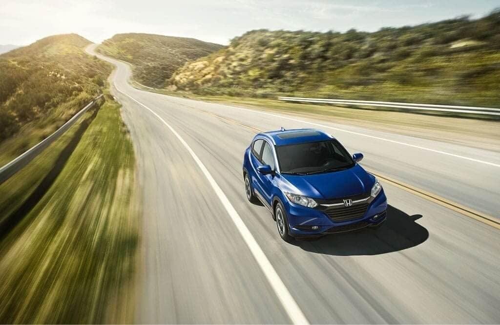 2018 Honda HR V Exterior