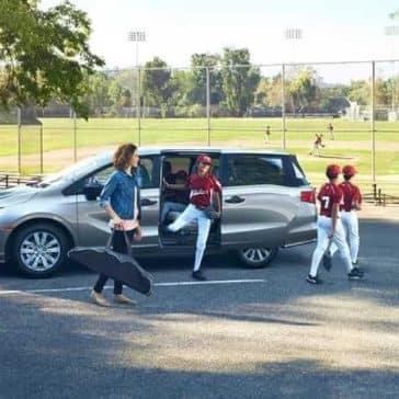 2019 Honda Odyssey Exterior 2