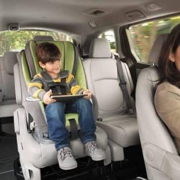 2019 Honda Odyssey Interior 1
