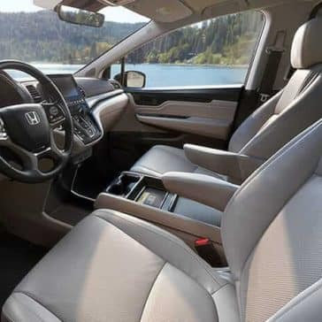 2019 Honda Odyssey Interior 2