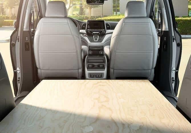 2019 Honda Odyssey Interior 4