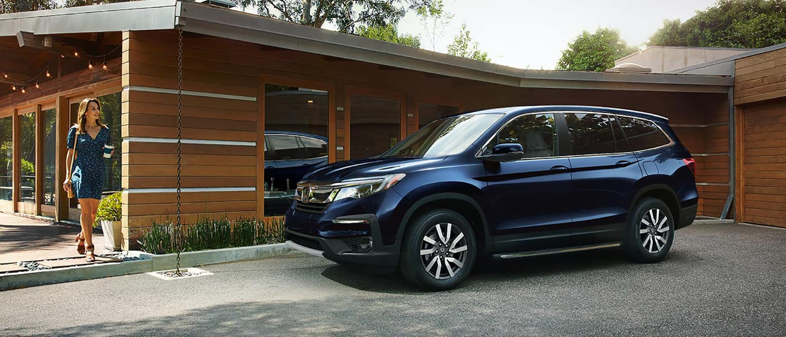 2019 pilot ext styling