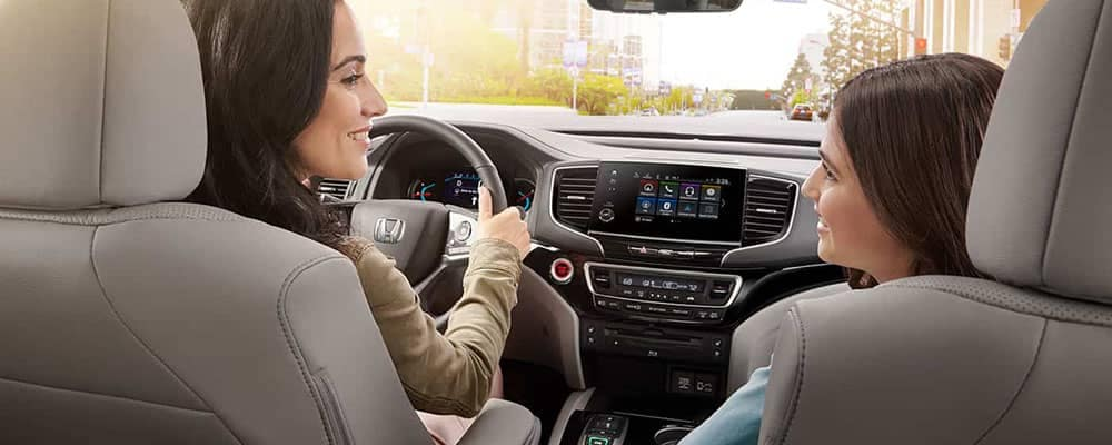 2019 Honda Pilot Noise Cancellation