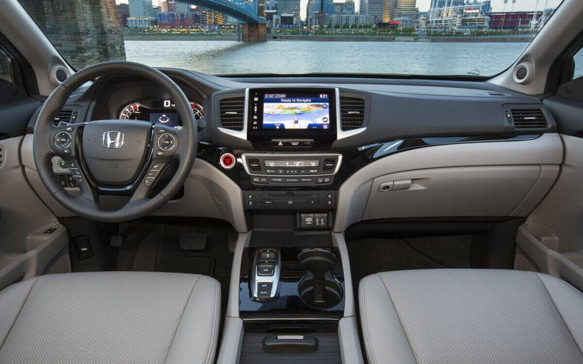 2019 Honda Pilot Model Info Photos Prices Suv Pittsburgh