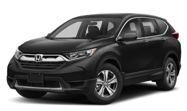 2019 Honda CR-V black compare (1)
