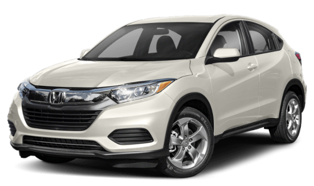 2019 Honda HR-V white compare (1)