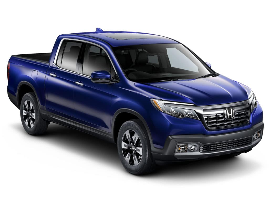 New 2019 Honda Ridgeline RTL AWD