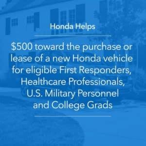 Honda Helps